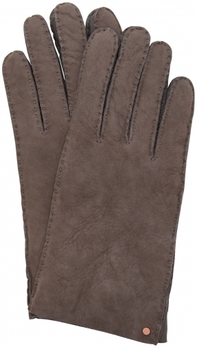 Ted Baker Cotette Suede Shearling Glove