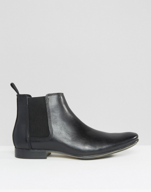 Frank Wright Leather Chelsea Boot