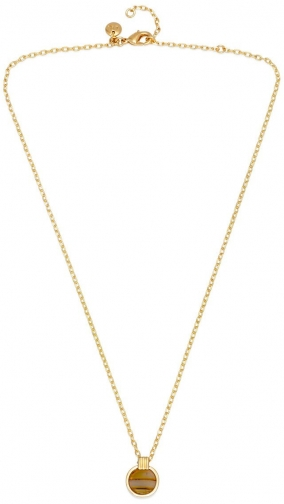 Lola Rose LRJ584036 Garbo Circle Necklace