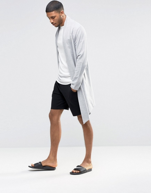 Asos Loungewear Black Short
