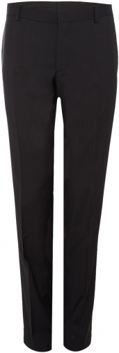 Calvin Klein Men's Calvin Klein Paris Wool Suit Trouser