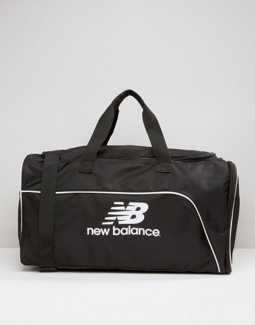 New Balance Medium Holdall Black Bag