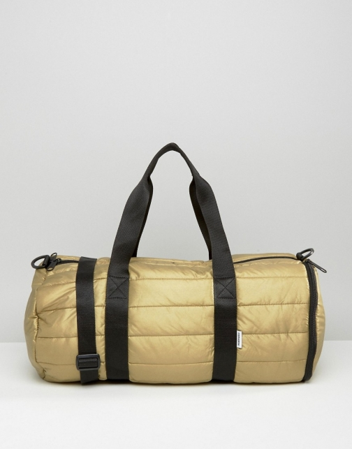 Converse Quilted Metallic Duffle Bag