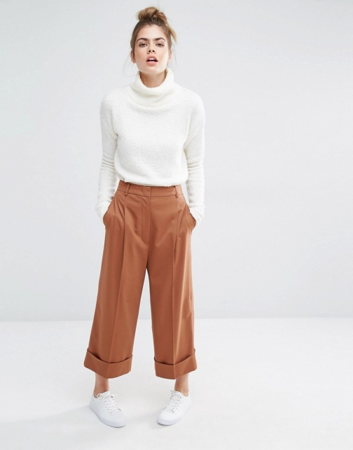 Sportmax Code Mana Cropped Trouser