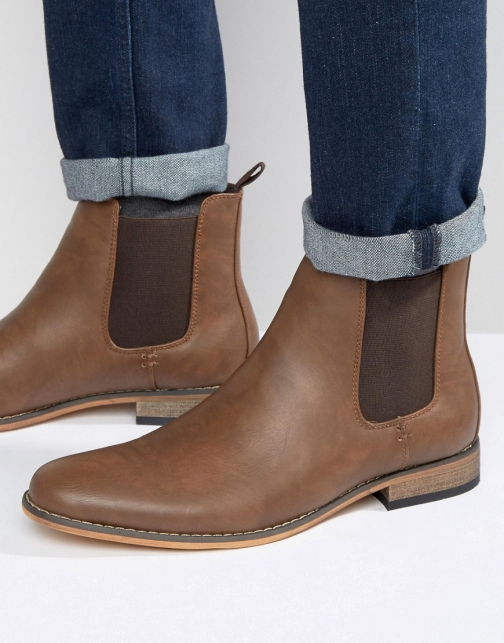 D-struct Chelsea Boot
