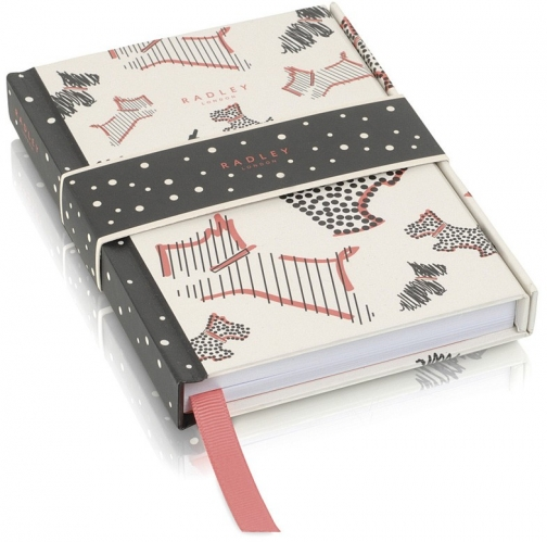 Radley London Fleet Street A6 Bound Notebook Case