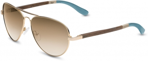 Toms Maverick Gold Eyewear