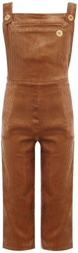 House Of Fraser Star51 Boys: Elijah`s Corduroy Dungaree