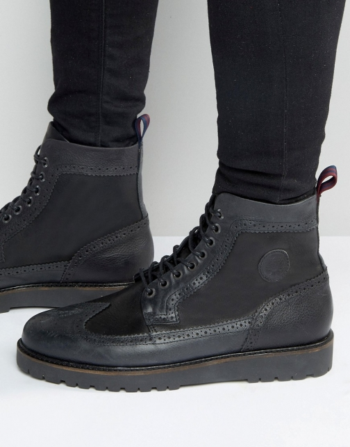 Fred Perry Northgate Leather Boot