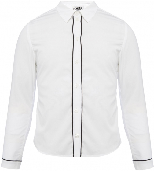 Karl Lagerfeld Girls Long Sleeve Shirt