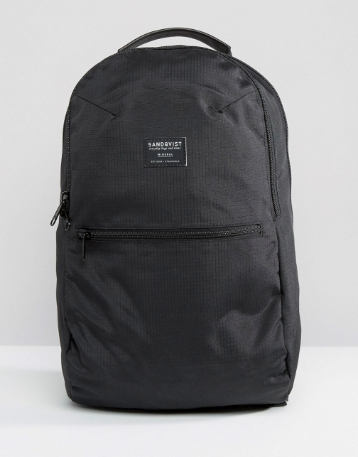 Sandqvist Ariel Fabric Backpack