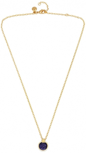 Lola Rose LRJ584012 Garbo Circle Necklace
