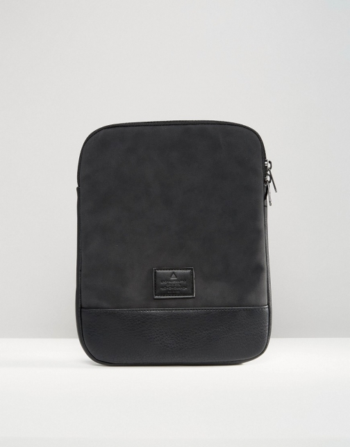 Asos Ipad Faux Suede Case