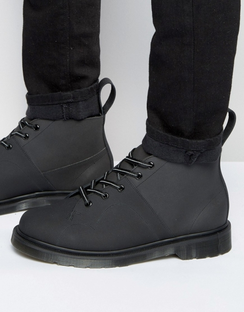Dr Martens Church Reflective Monkey Boot