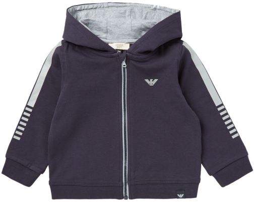 Armani Junior Boys Hooded Tracksuit