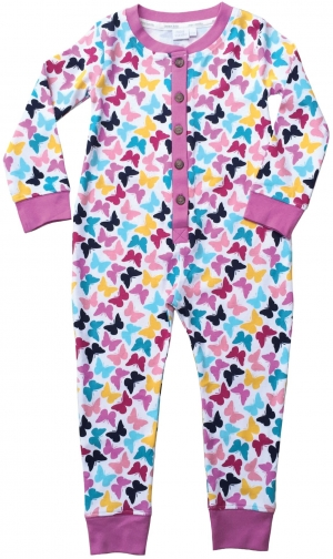 House Of Fraser Mini Vanilla Girls Comfy Fit Pyjama