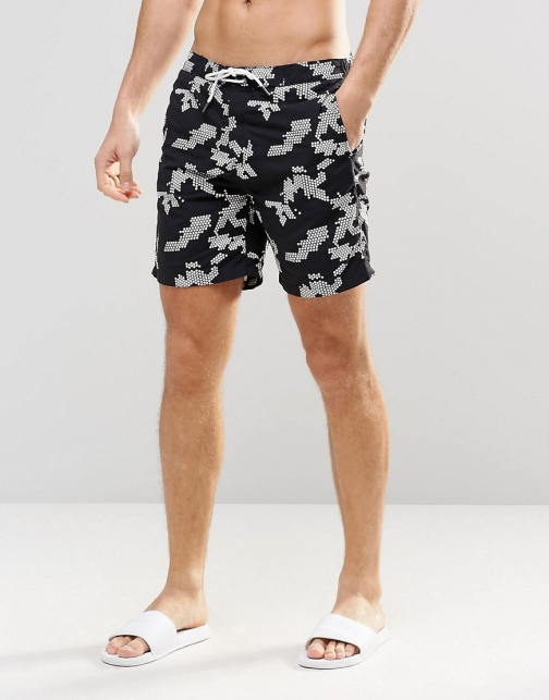 Jack & Jones Print Swim Short