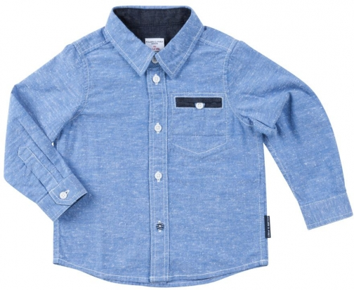 Polarn O. Pyret Baby Boys Cotton Shirt