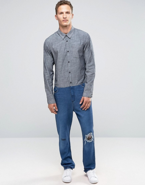 Asos Boiler Blue Suit