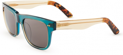Toms James Seaglass Champagne Eyewear