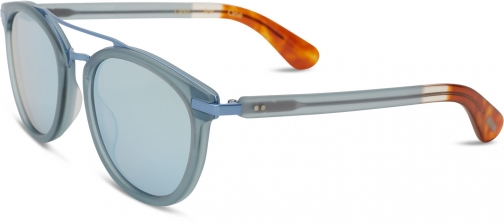 Toms Harlan Powder Blue Sunglasses