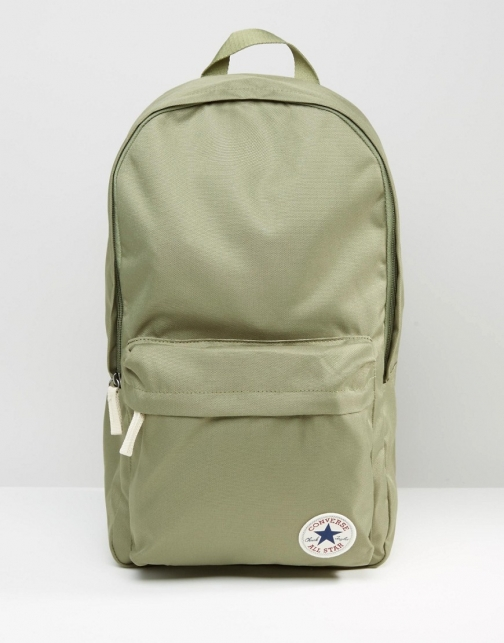 Converse Core Patch Green Backpack