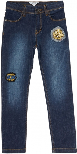 Little Marc Jacobs Boys Denim Trouser