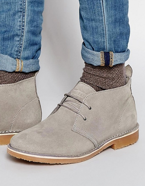 Jack & Jones Gobi Suede Chukka Boot