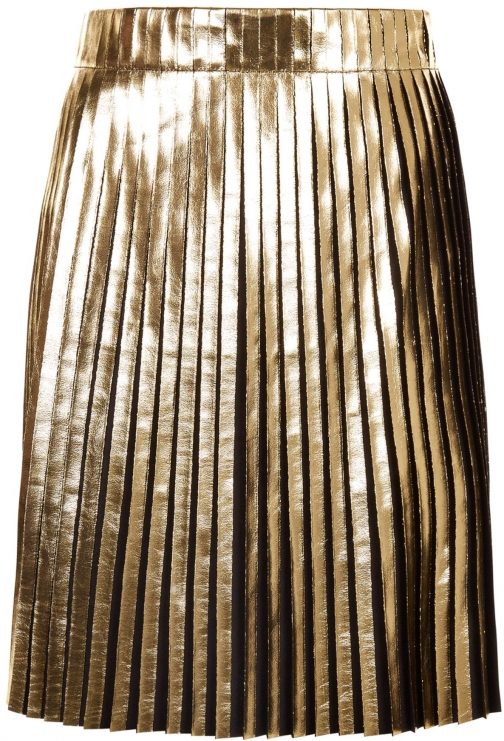 Monsoon Girls Storm Fairen Metallic Skirt