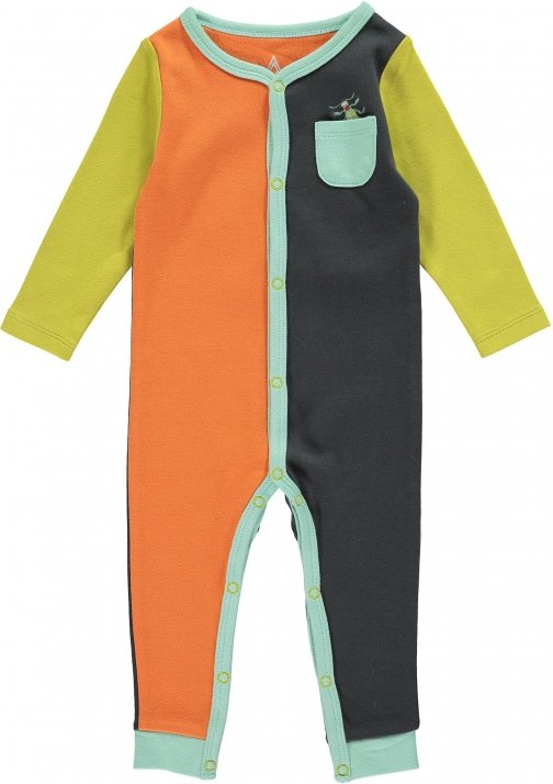 House Of Fraser Rockin' Baby Boys Bug Colour Block Footless All--One Clothing