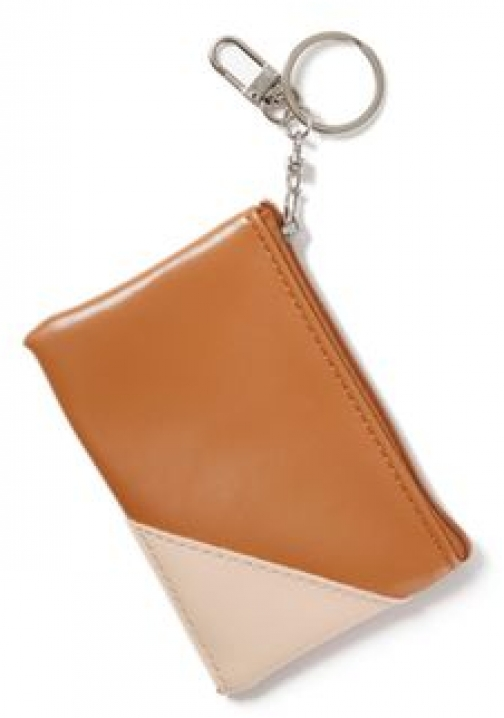Topman Mens Brown Pouch *, Brown Bag