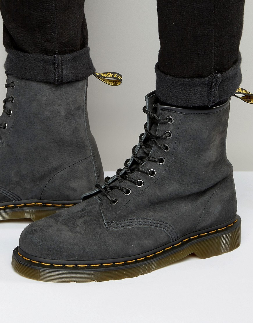 Dr Martens 1460 8 Eye Suede  Boot
