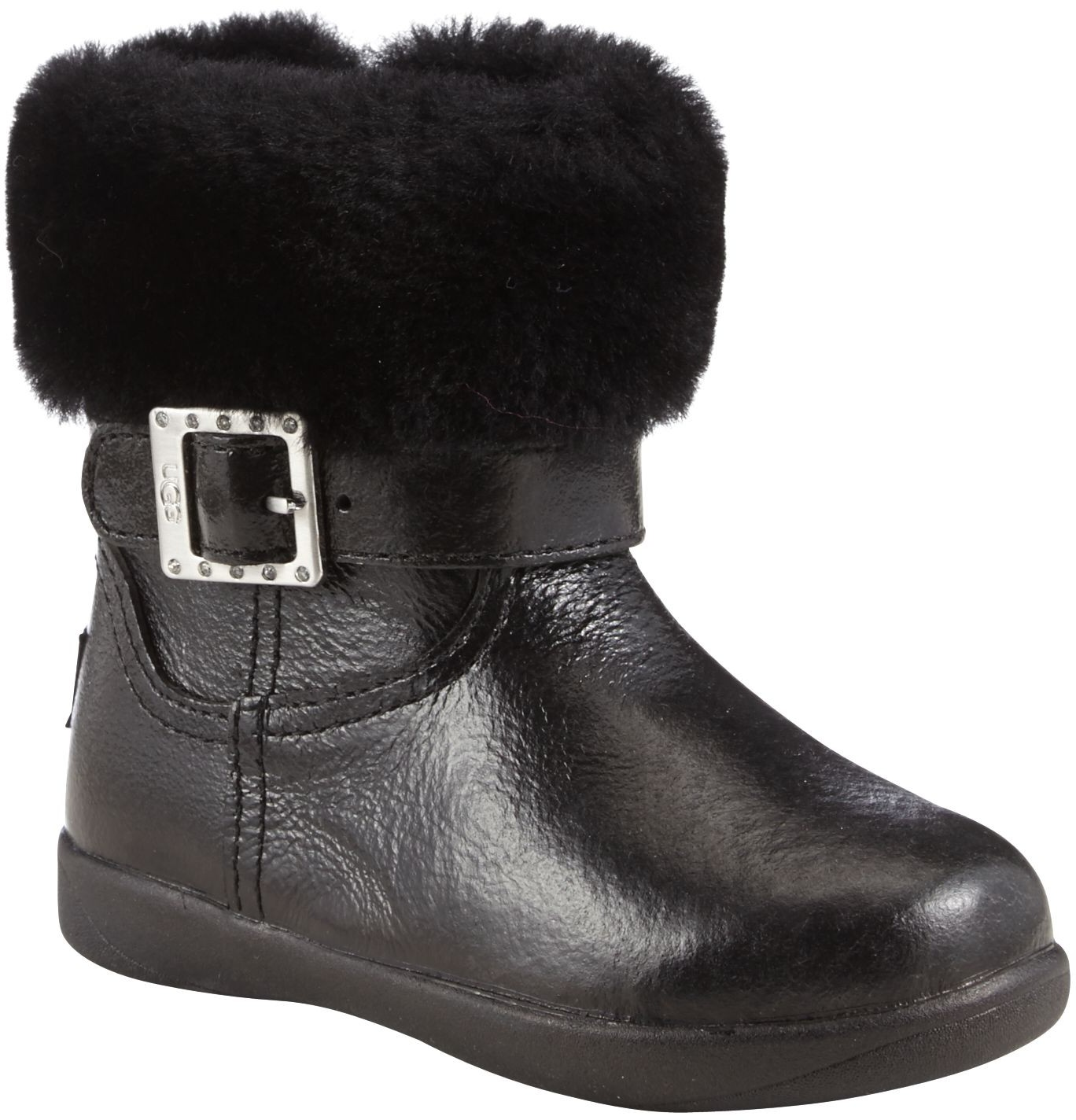 Ugg Australia UGG Girls With Diamante Buckle Boot