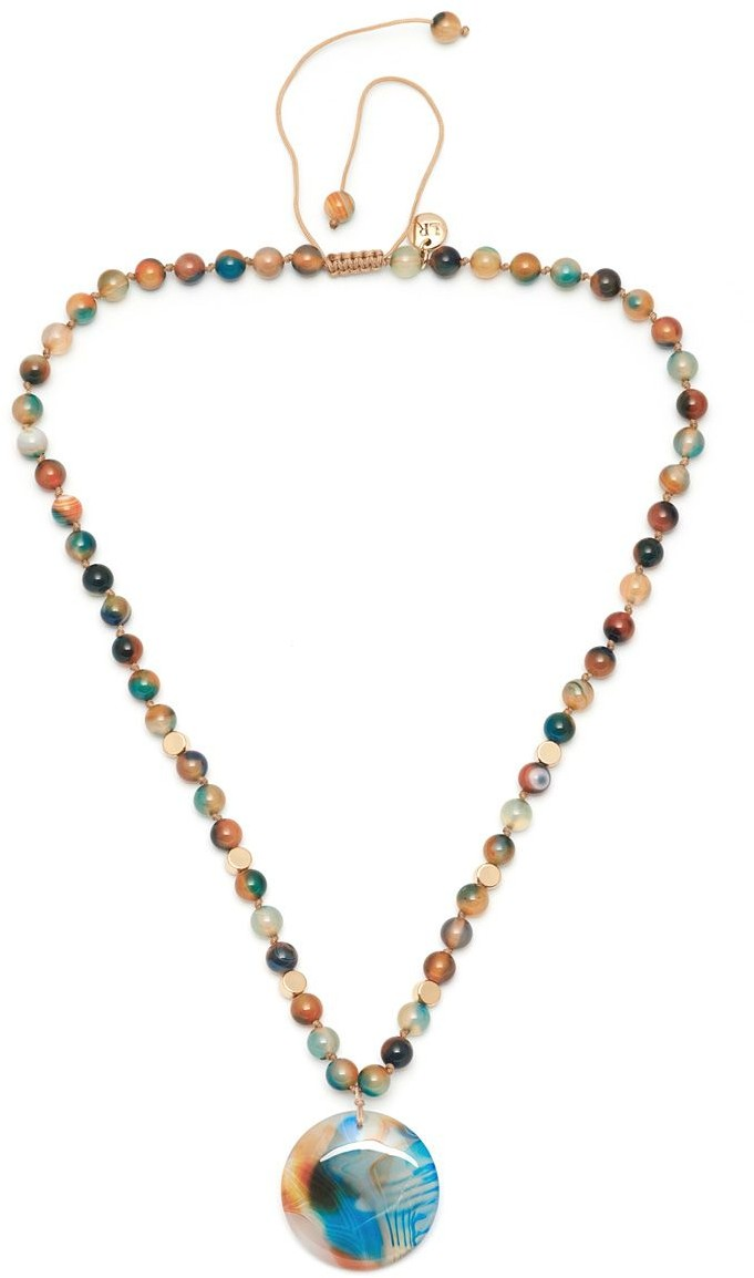 Lola Rose LRJ594233 Geotopia  Necklace