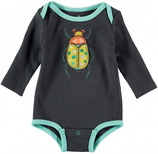 House Of Fraser Rockin' Baby Boys Bug Babygrow