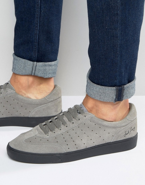 Fred Perry Umpire Suede Trainer