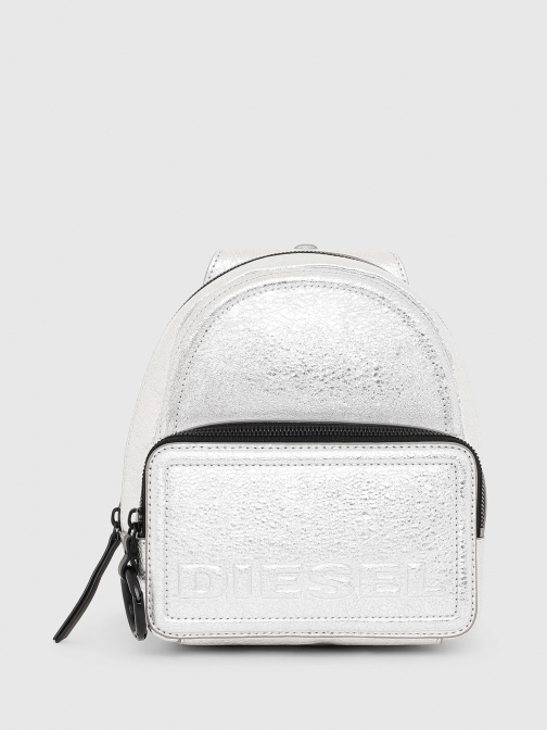 Diesel P2655 - Silver Backpack