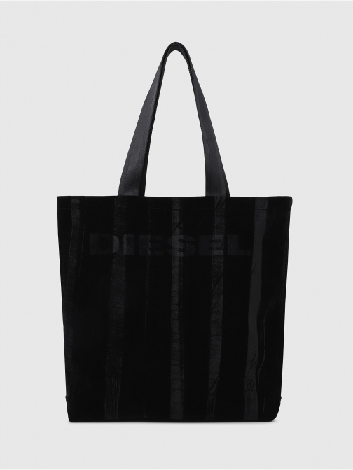 Diesel Shopping And P1788 - Black Shoulder Bag