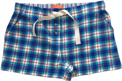 House Of Fraser Mini Vanilla Girls Woven Lounge Short