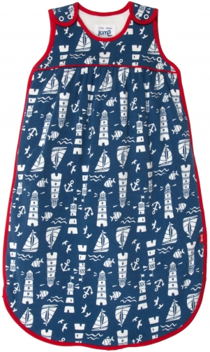 House Of Fraser Kite Baby Boys Lighthouse Sleeping Bag