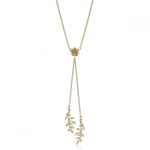 Radley Kew Gardens Gold Plated Necklace