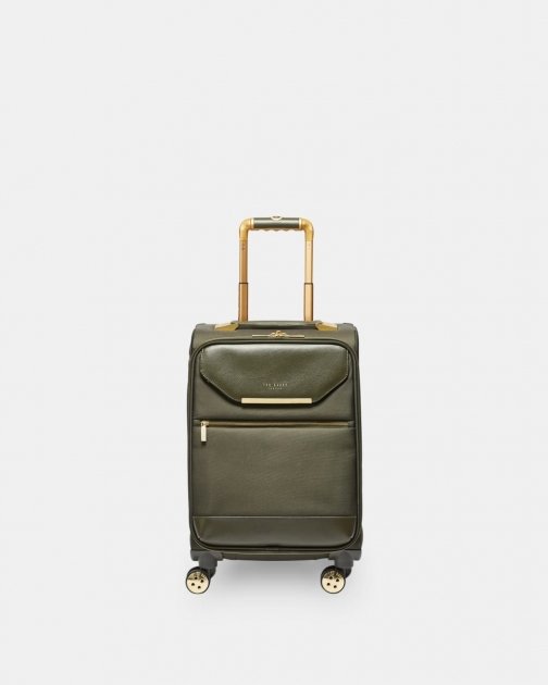 Ted Baker Metallic Trim Small Suitcase