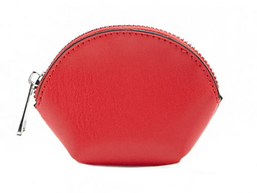 Forever21 Forever 21 Faux Leather Coin Red Purse