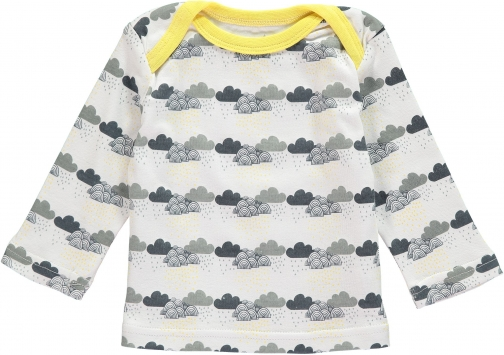 House Of Fraser Rockin' Baby Boys Cloud Print T-Shirt