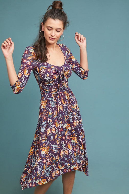 Anthropologie Forever Sweetheart - Assorted, Size Dress