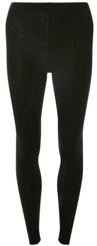 Dorothy Perkins Womens **Tall Black - Black, Black Legging
