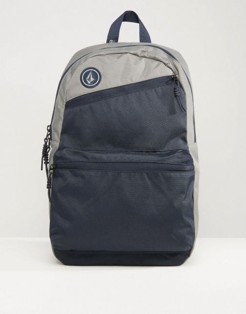 Volcom Academy Navy Backpack