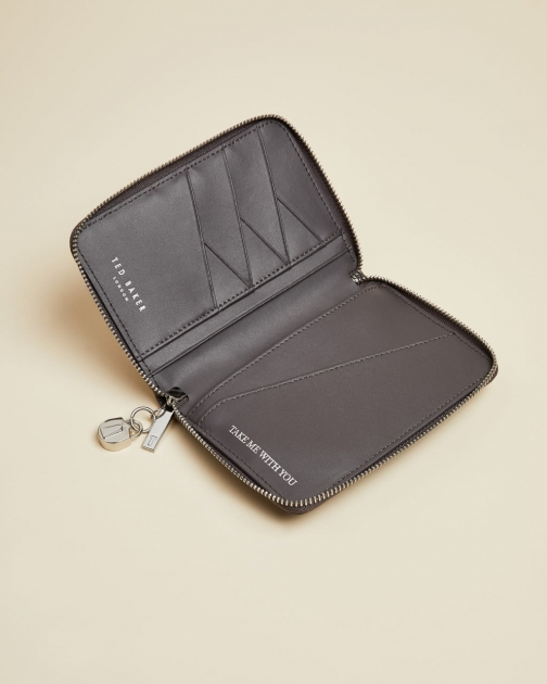 Ted Baker Matinee Leather Travel Wallet