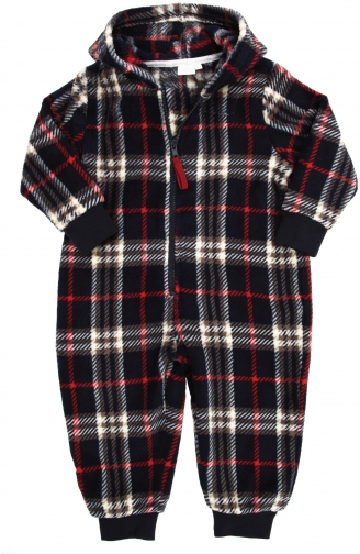 House Of Fraser Mini Vanilla Boys Super Soft Onesie