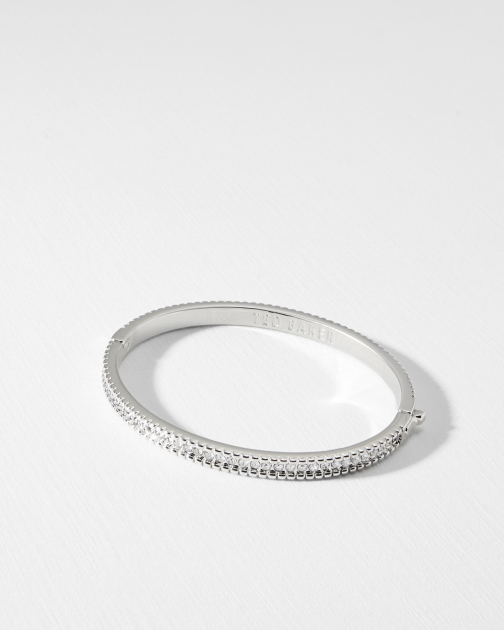 Ted Baker Halo Crystal Bangle Bracelet